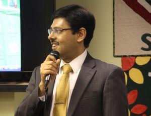 Bangladesh Consul Genral in New York - Shabbir A. Chowdhury